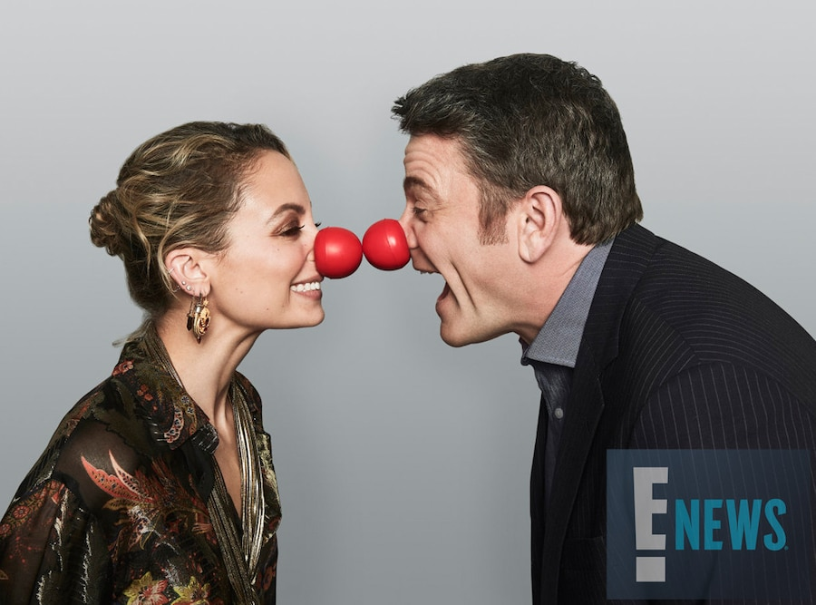 Red Nose Day, Exclusive, Nicole Richie, John Michael Higgins