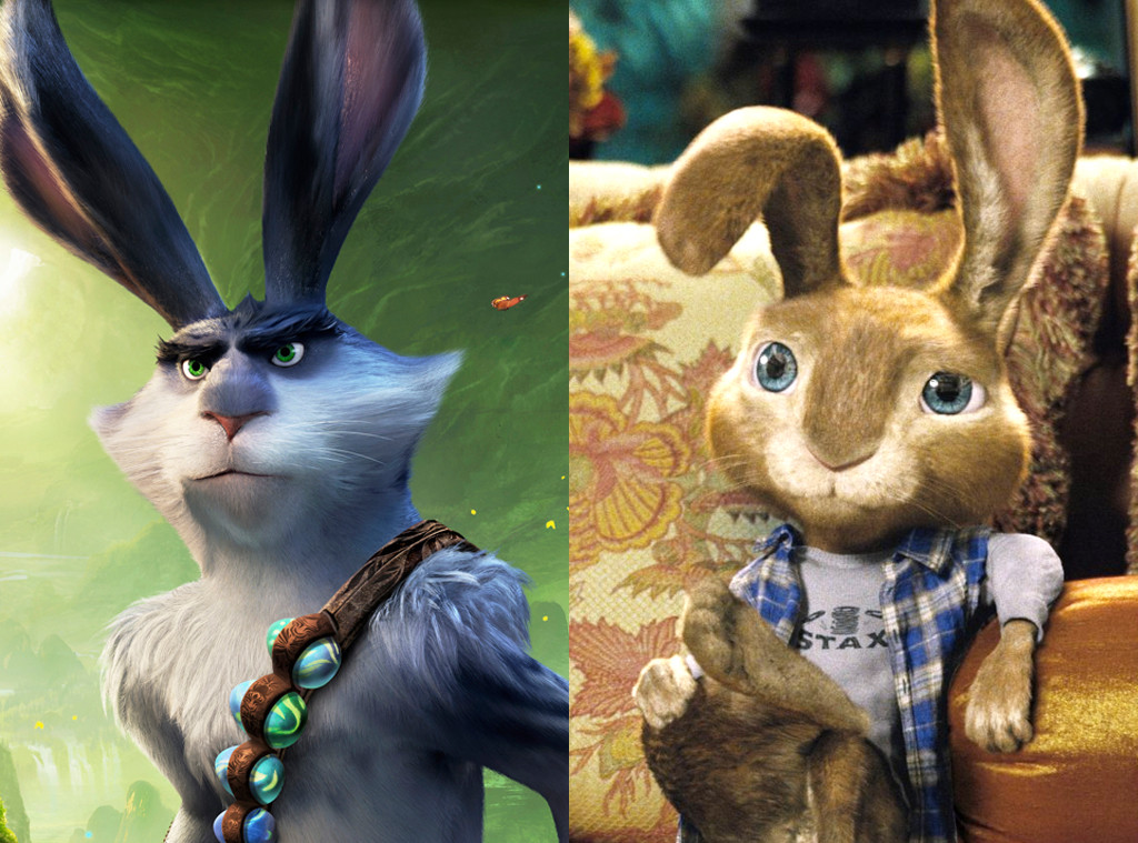 does hollywood hate the easter bunny e news