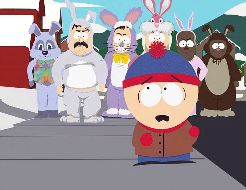 South Park, Easter