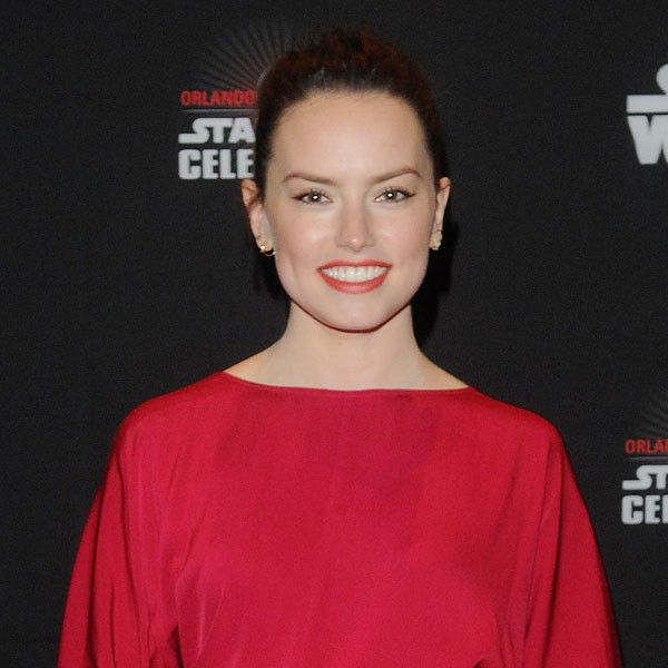 Daisy Ridley, Star Wars Celebration