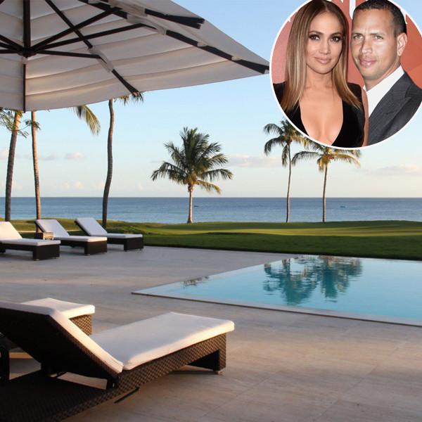 Jennifer Lopez, Alex Rodriguez, Casa De Campo
