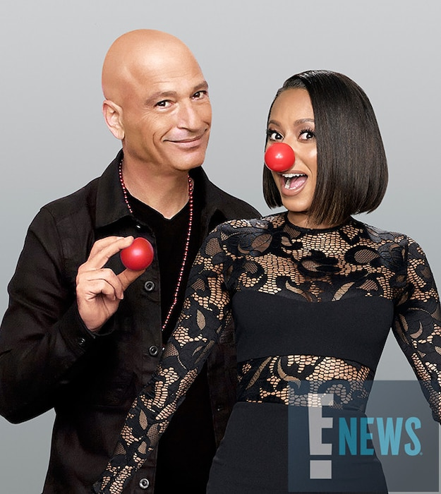 Red Nose Day, Exclusive, Howie Mandel, Mel B
