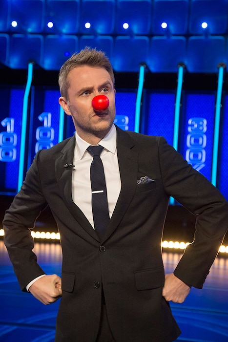 Chris Hardwick, Red Nose Day Special