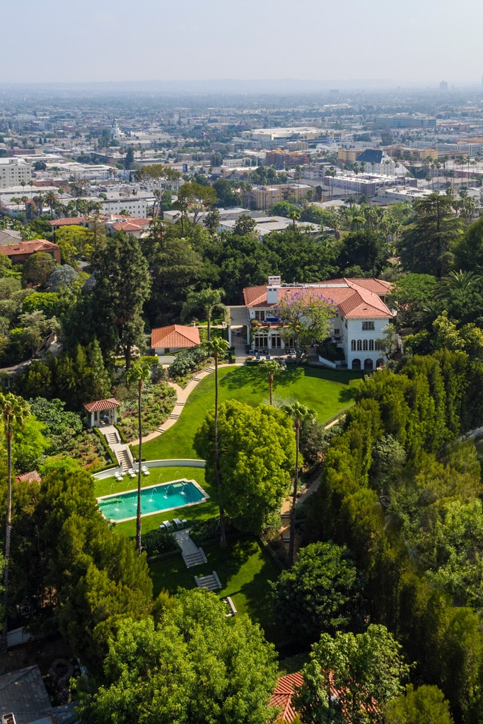 Angelina Jolie Drops $25 Million On Historic Cecil B. DeMille Home: How Brad Pitt Affected Her Decision
