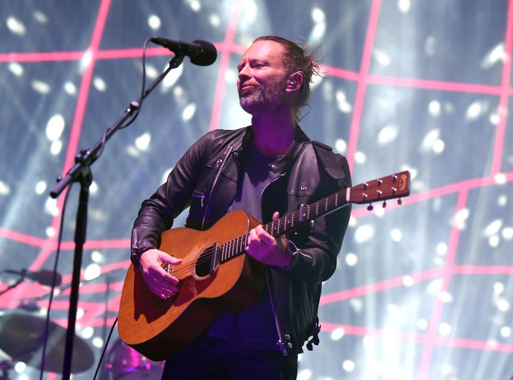 Radiohead, Thom Yorke, Coachella