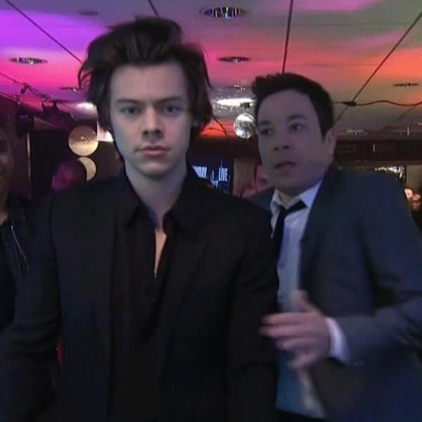 Jimmy Fallon, Harry Styles