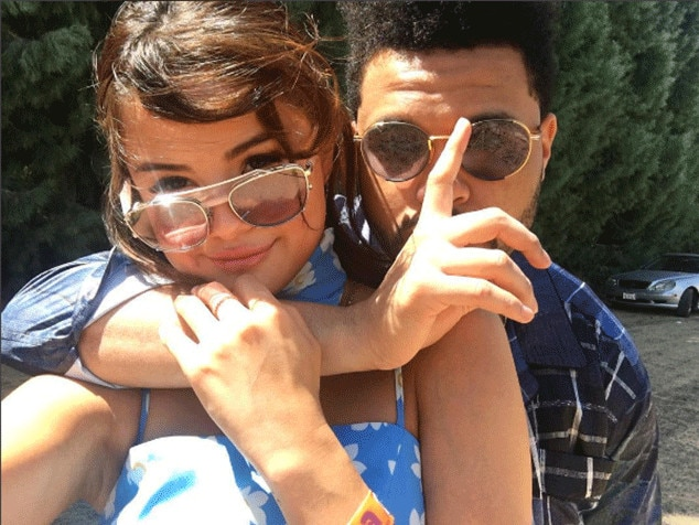 Selena Gomez, The Weeknd, Coachella 2017