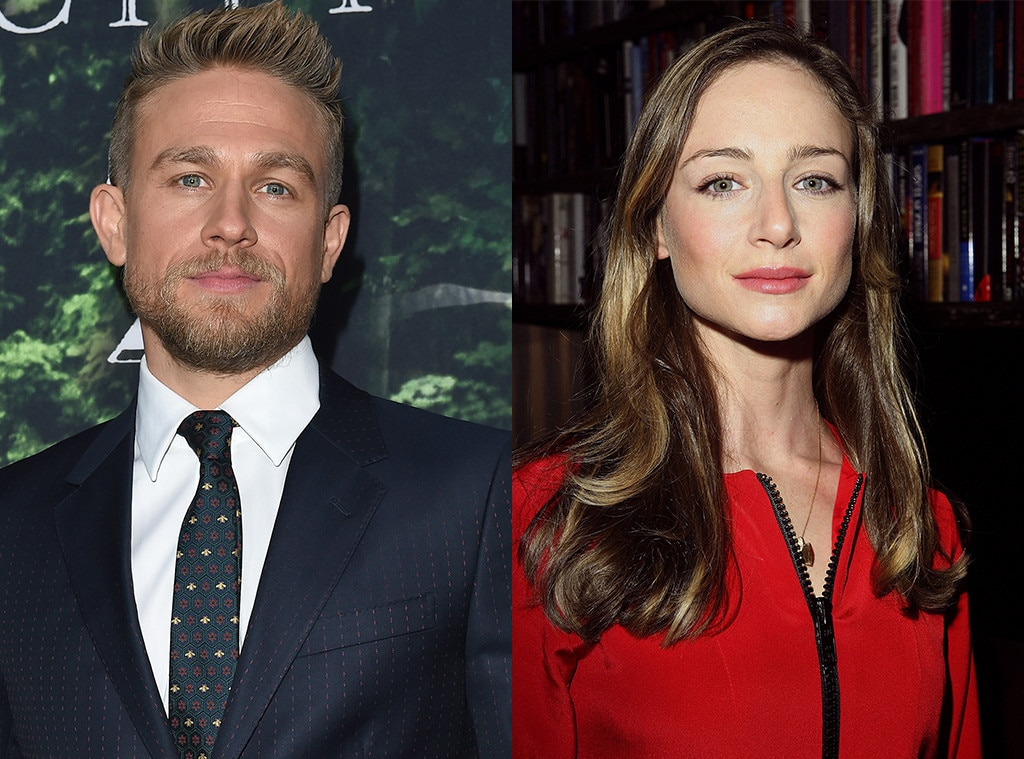 Charlie Hunnam Recalls Young Marriage