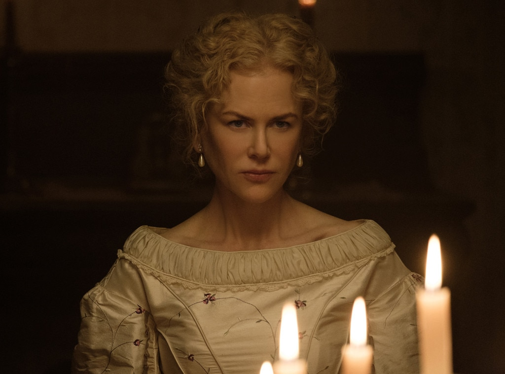 Nicole Kidman's dark side is out to play in The Beguiled trailer