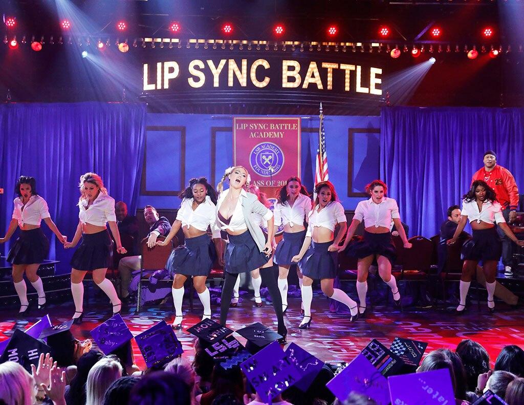 Kate Upton, Lip Sync Battle