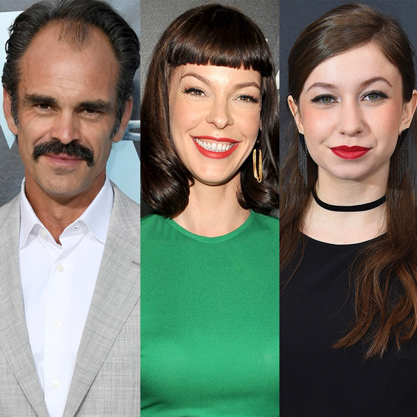 Steven Ogg, Pollyanna McIntosh, Katelyn Nacon
