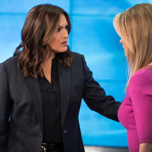 SVU Exclusive: Benson Heads to The Newsroom