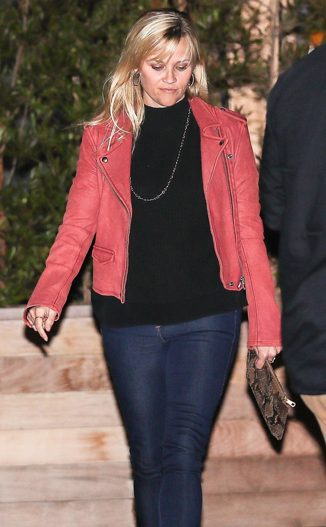 Reese Witherspoon, Jennifer Garner's 45th Birthday