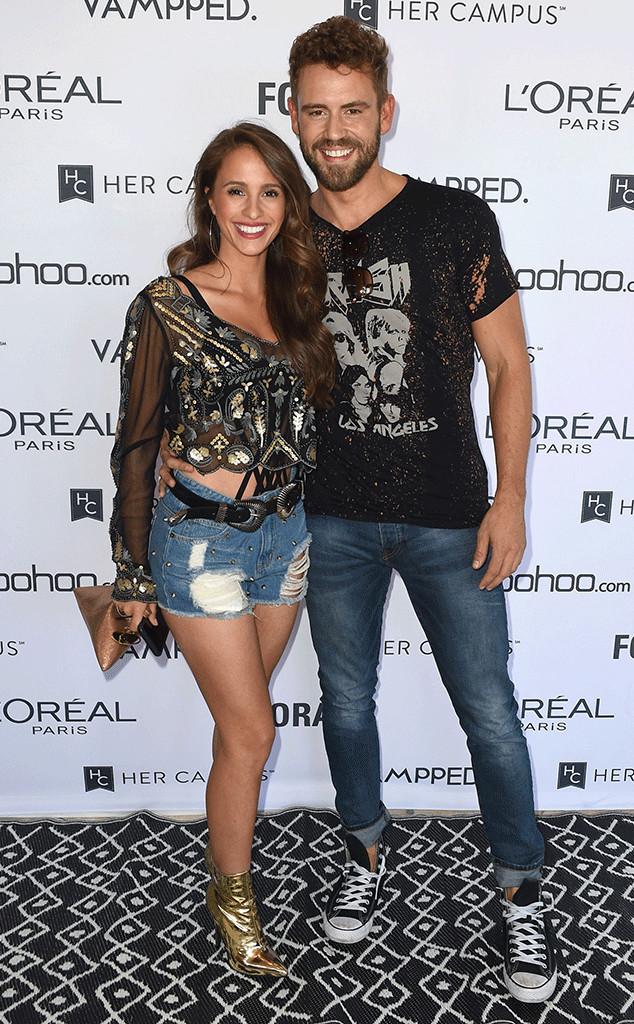 Nick Viall, Vanessa Grimaldi, Coachella 2017