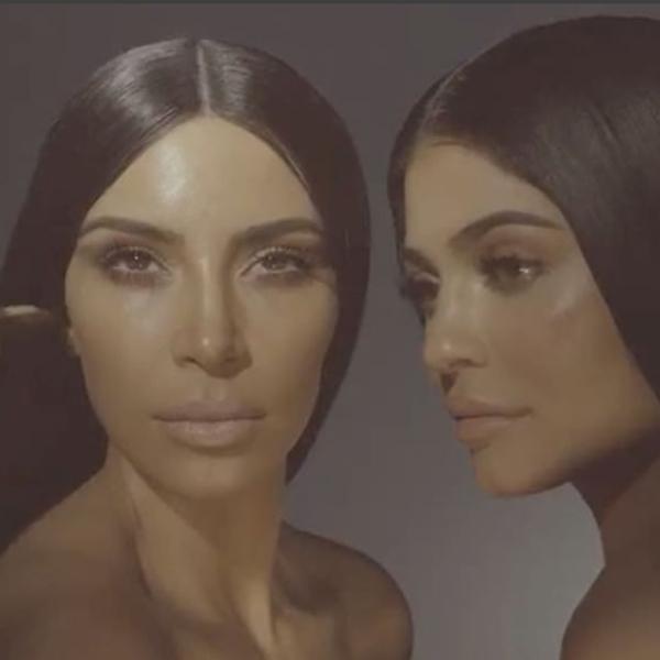 Kim Kardashian, Kylie Jenner, Lip Kit