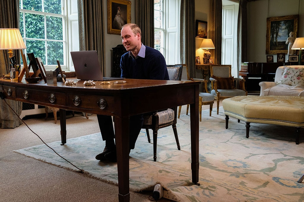 Lady Gaga, Prince William, Heads Together, FaceTime