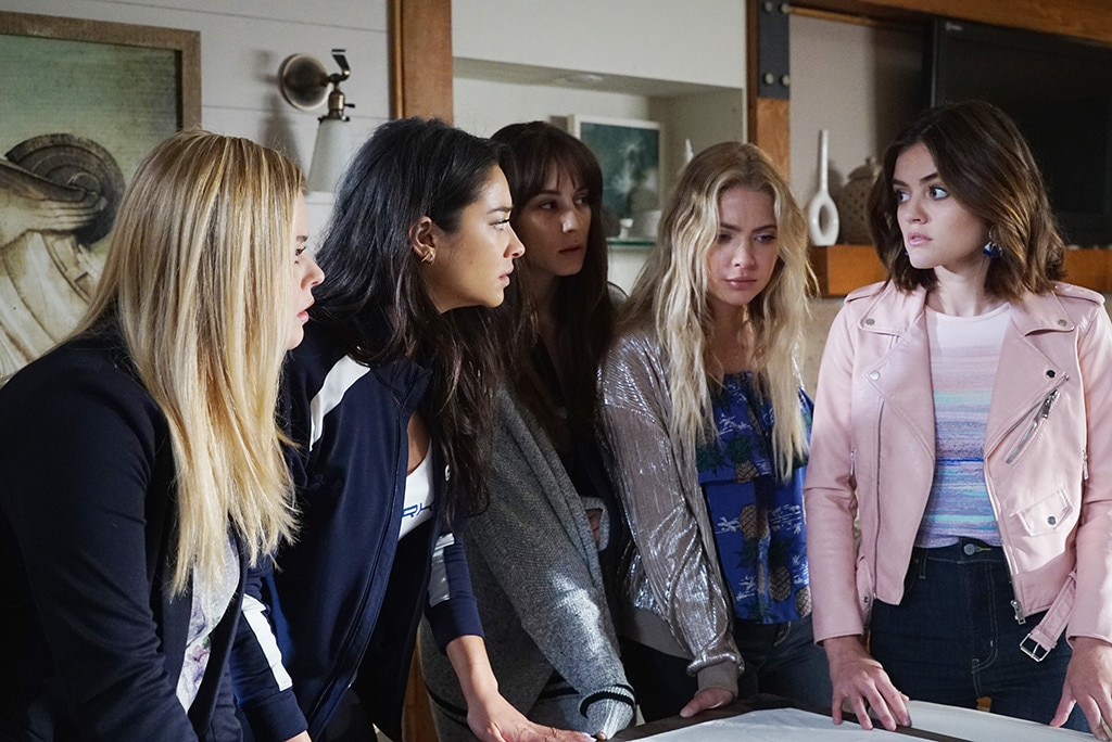 Pretty Little Liars, season 7