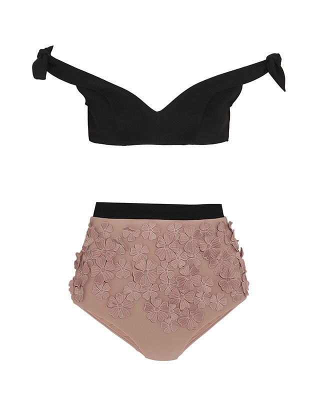 ESC: High-Waisted Bikinis