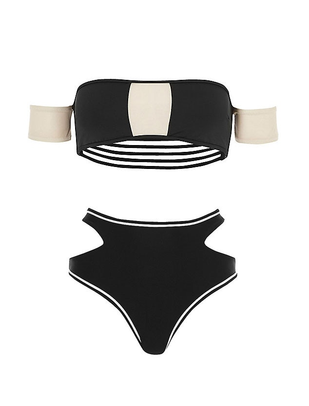 ESC: High-Waisted Bikinis