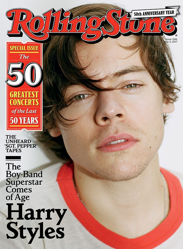 Harry Styles, Rolling Stone