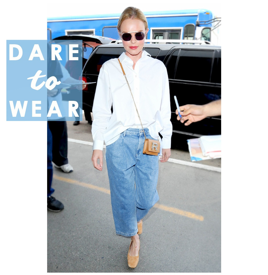 ESC: Kate Bosworth, Dare to Wear