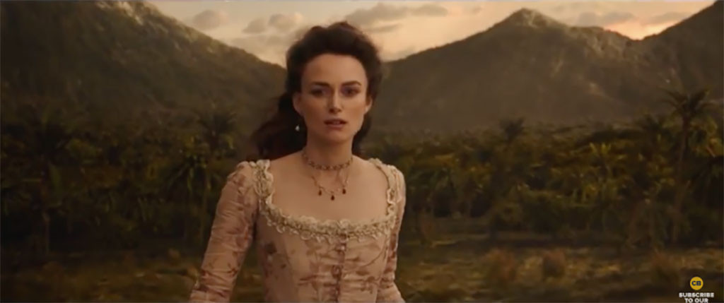 Keira Knightley, Pirates of the Caribbean, Dead Men Tell No Tales