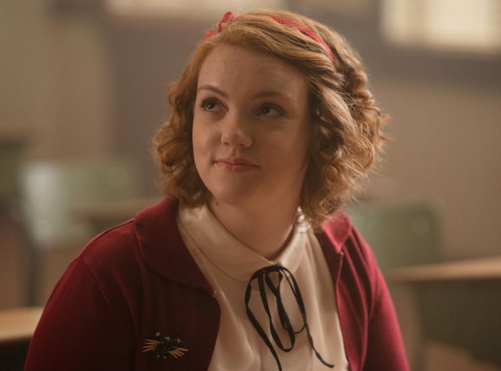 Shannon Purser, Riverdale
