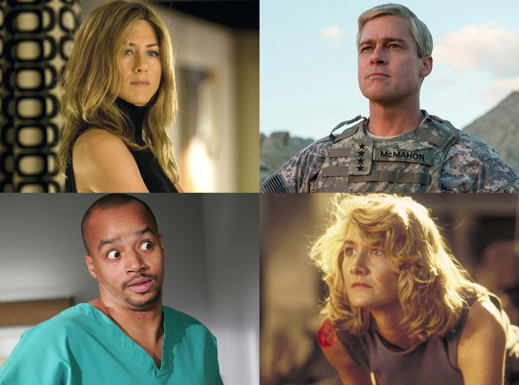 The Break-Up, War Machine, Scrub, Jurassic Park