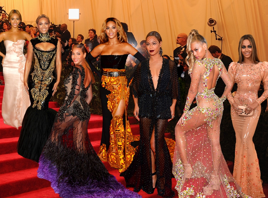 Beyonce, MET Gala MVP
