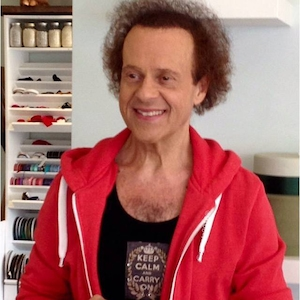 Richard Simmons, 2013 or 2014