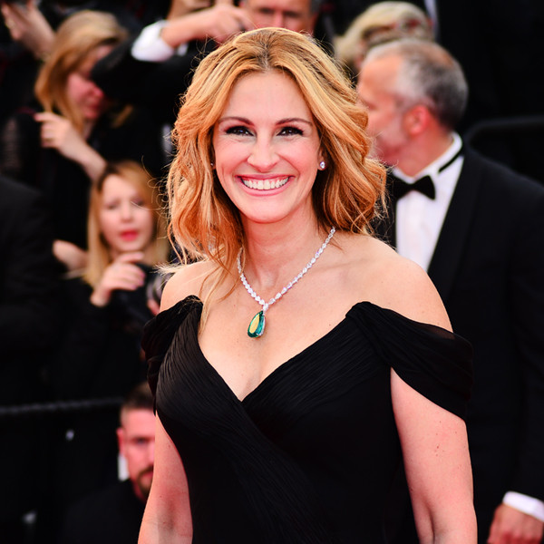 ESC: Julia Roberts, Red Carpet