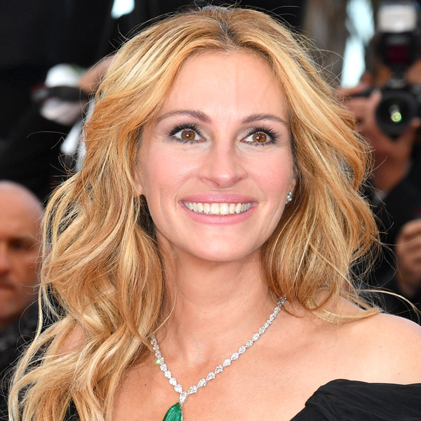 Julia Roberts' Best Beauty Looks