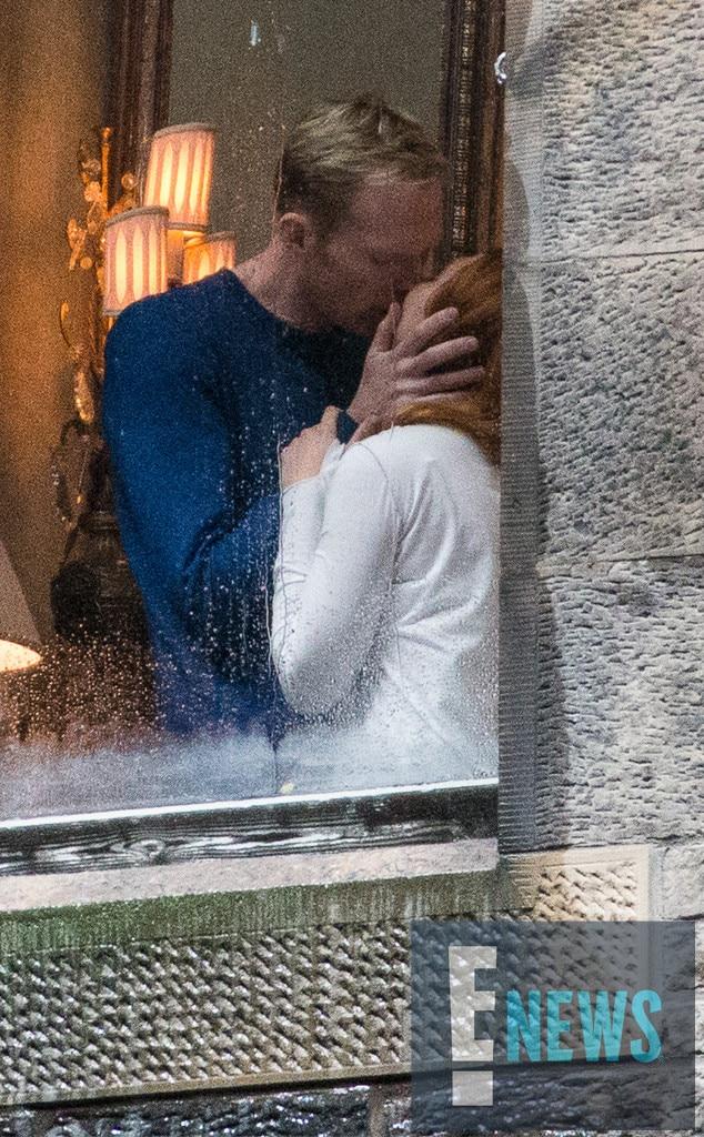 Paul Bettany, Elizabeth Olsen, Exclusive