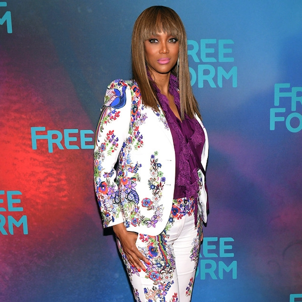 Tyra Banks From The Big Picture: Today's Hot Photos