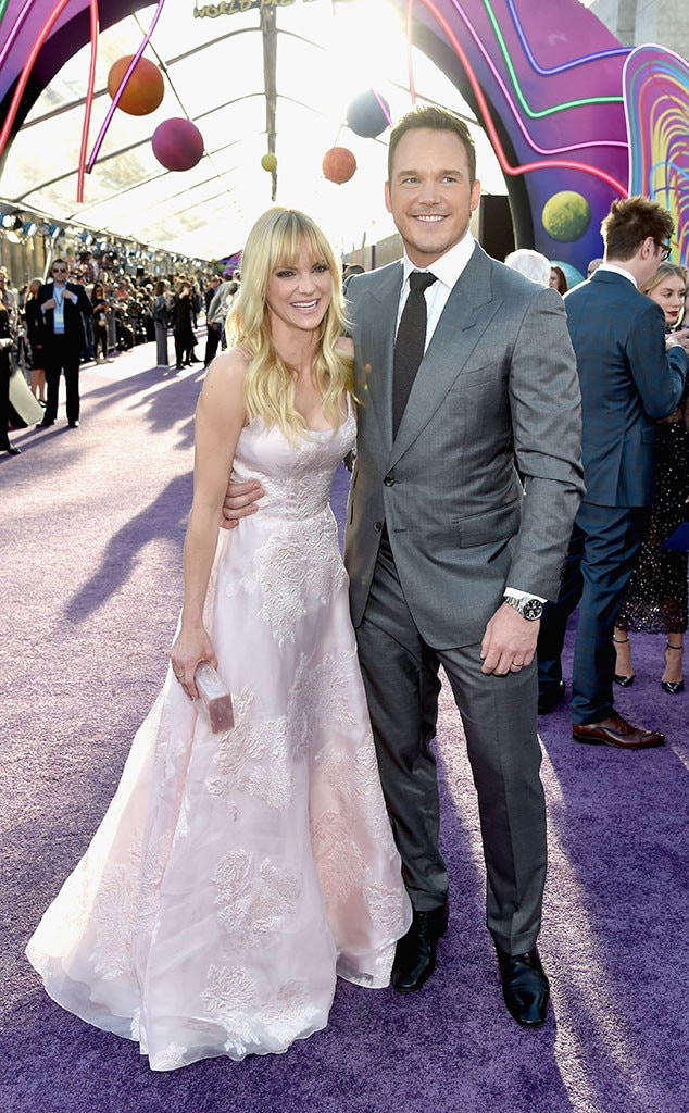 Anna faris chris pratt from the big picture todays hot photos anna faris chris pratt junglespirit Image collections