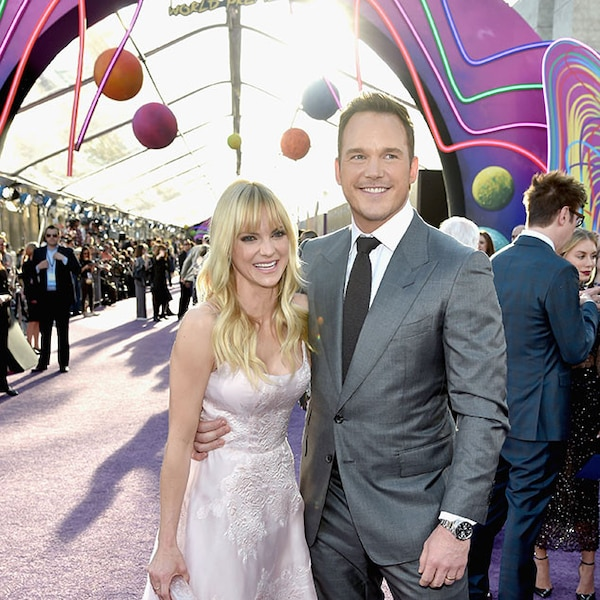 Anna Faris & Chris Pratt From The Big Picture: Today's Hot