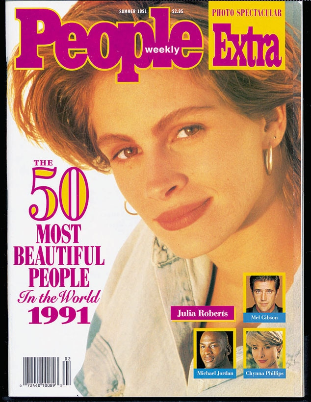 Julia Roberts, People Magazine Covers