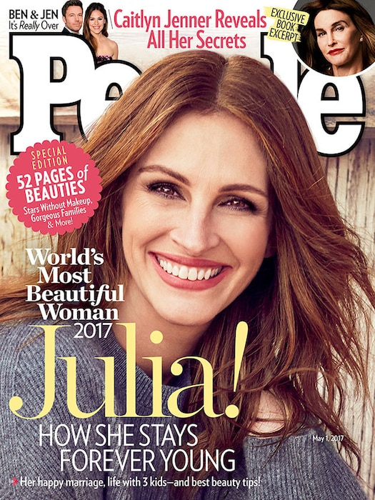 Julia Roberts, People
