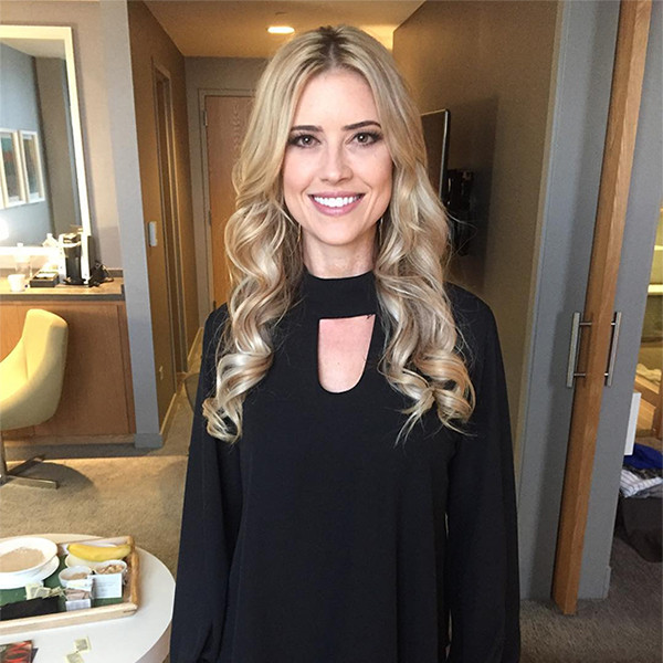 Christina El Moussa, Hair