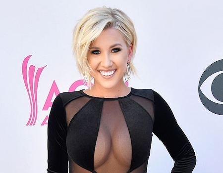 Savannah Chrisley Makes Her First Red Carpet Appearance At