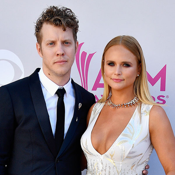 Miranda Lambert, Anderson East, 2017 ACM Awards, Couples
