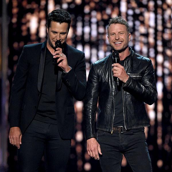 Luke Bryan, Dierks Bentley, 2017 Academy of Country Music Awards, Show