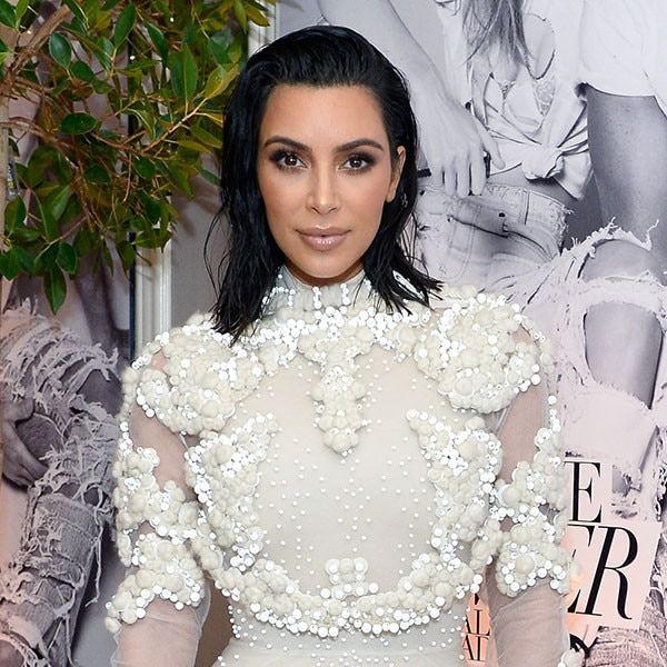 Kim Kardashian Responds to Claims She Was Attacked in Los Angeles