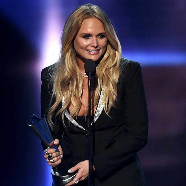 Miranda Lambert, 2017 Academy of Country Music Awards, Winners