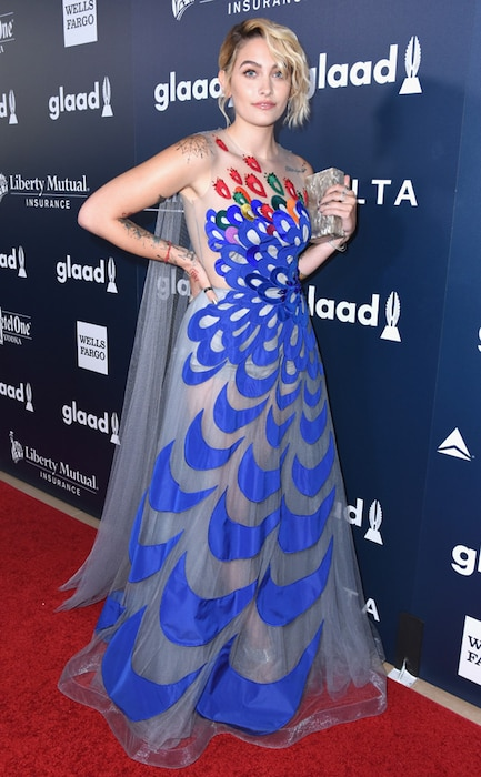 Paris Jackson, Glaad Media Awards
