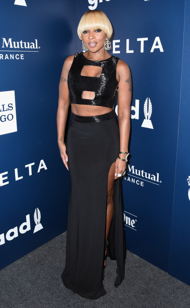 Mary J. Blige, Glaad Media Awards