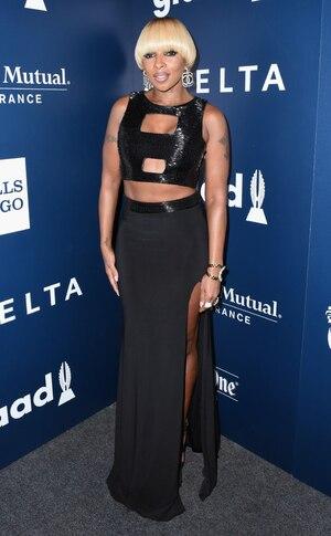 Mary J. Blige, Glaad Media Awards