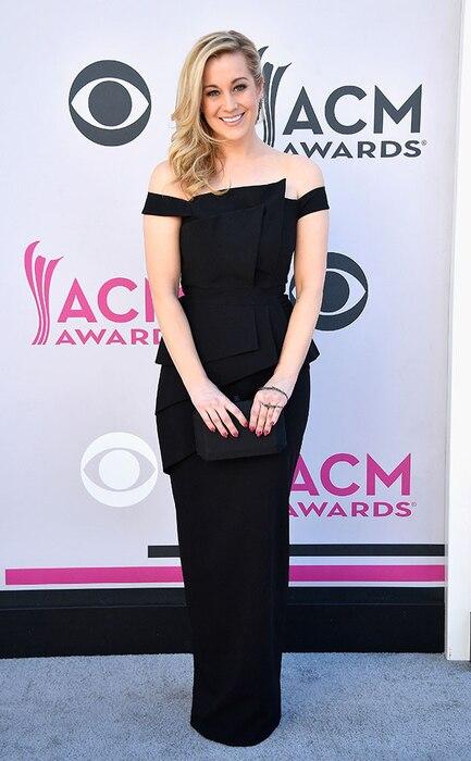 Kellie Pickler, 2017 ACM Awards, Arrivals