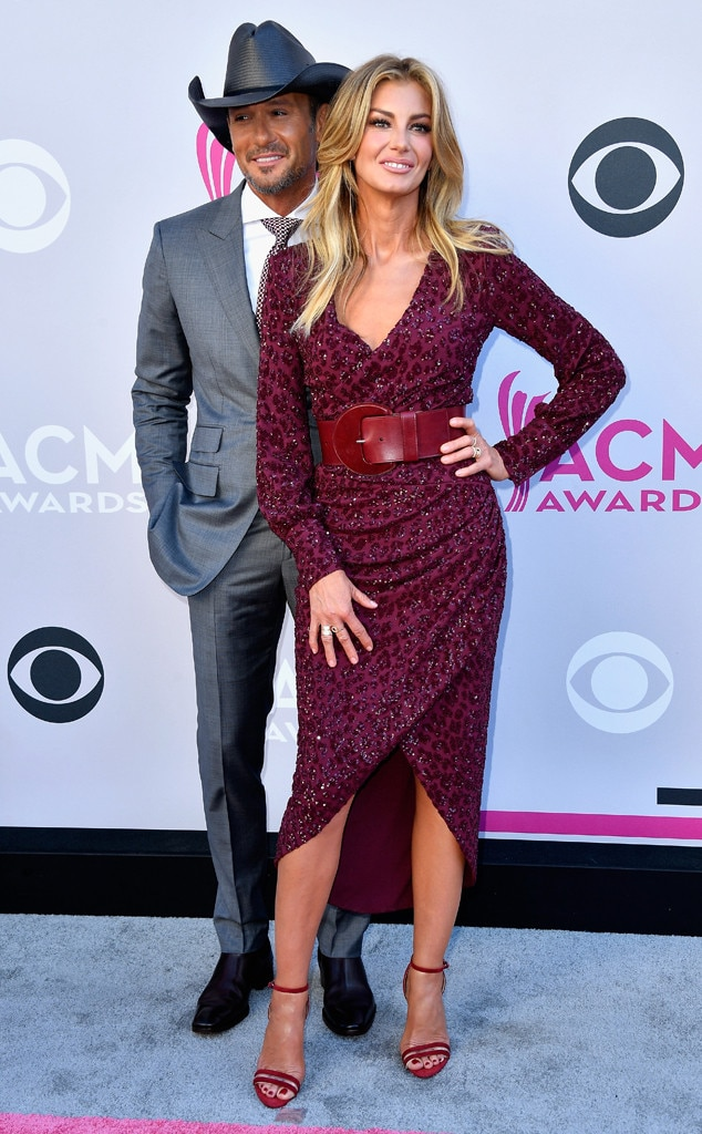 Faith Hill 2017 Acm