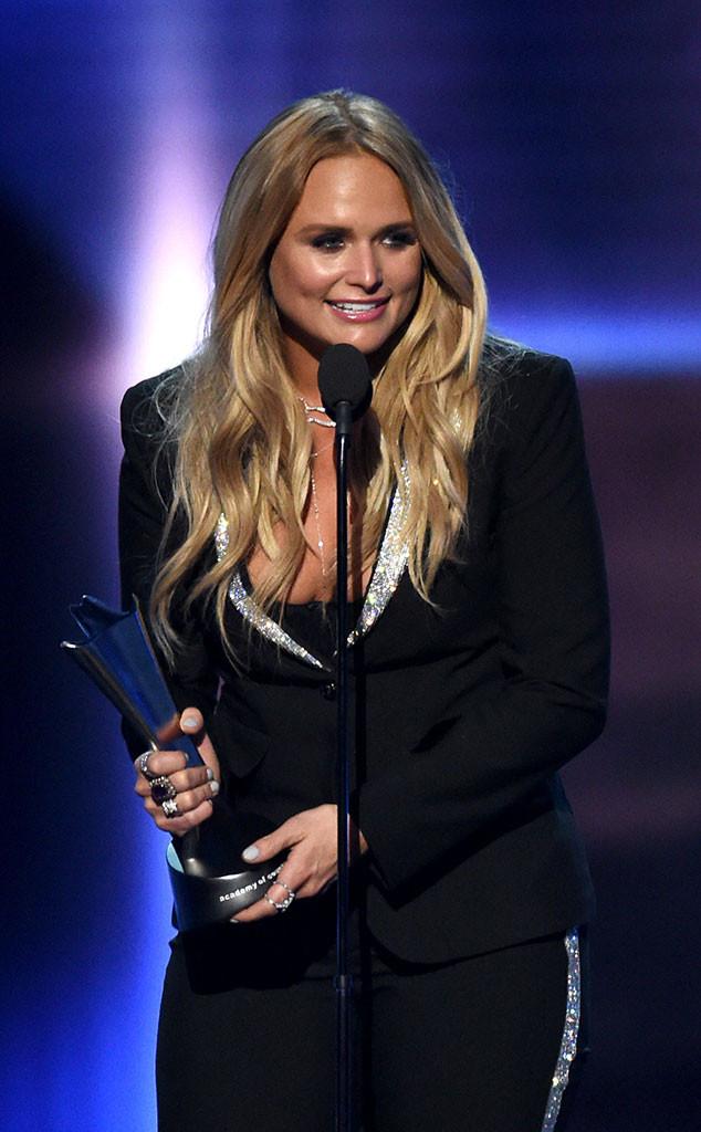 Miranda Lambert, 2017 Academy of Country Music Awards, Winners